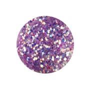 Glitter-hologrammid, helelilla