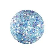 Glitter-hologrammid, helesinine