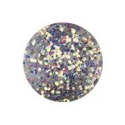 Glitter-hologrammid, hõbehall
