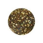Glitter-hologrammid, kuldne