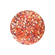 Glitter-hologrammid, oranz