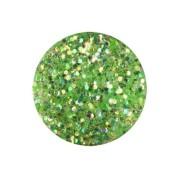 Glitter-hologrammid, roheline