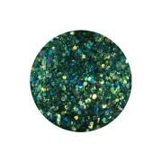 Glitter-hologrammid, tumeroheline