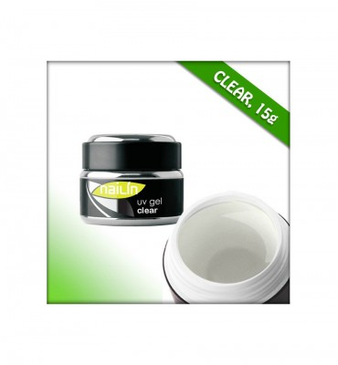 Ehitusgeel, Clear, 15g