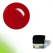 Värviline geel, Gel Paint Red, 4g